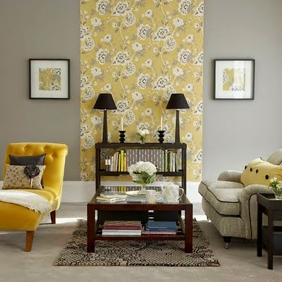 non-permanent wallpaper ideas for apartments