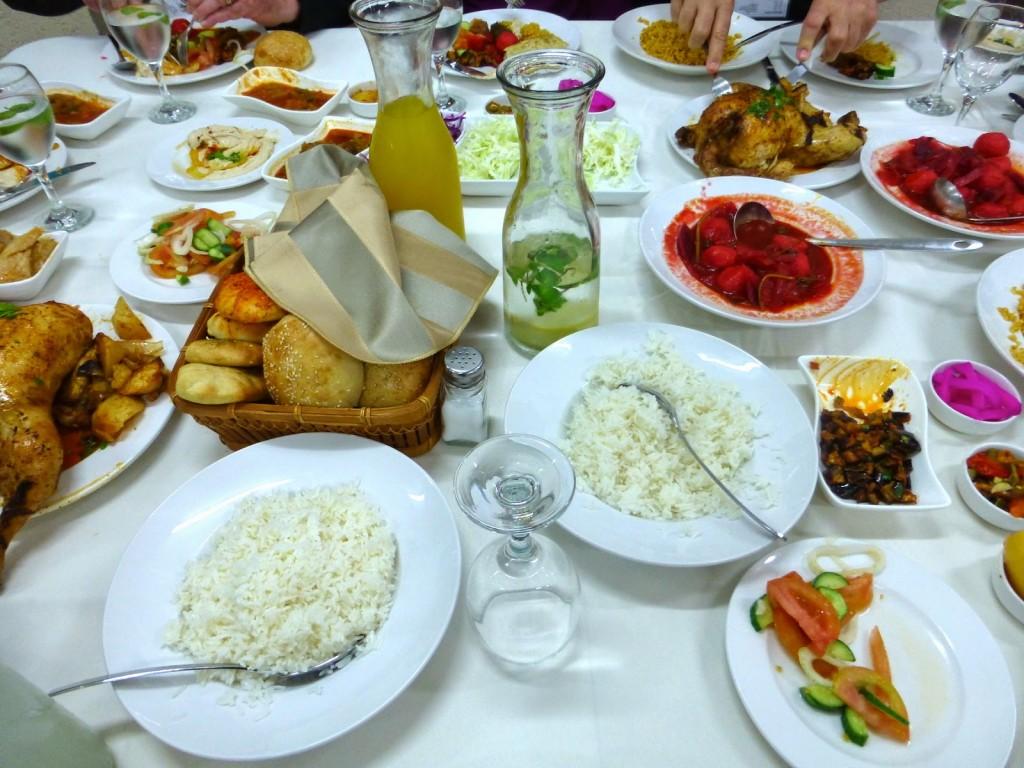 Cultural History of Kurdish Food