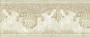 Ivory Shells Wallpaper Border facing the other way