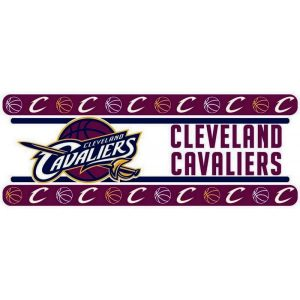 Cleveland Cavaliers Wallpaper Border, sports, NBA, basketball, Cavs