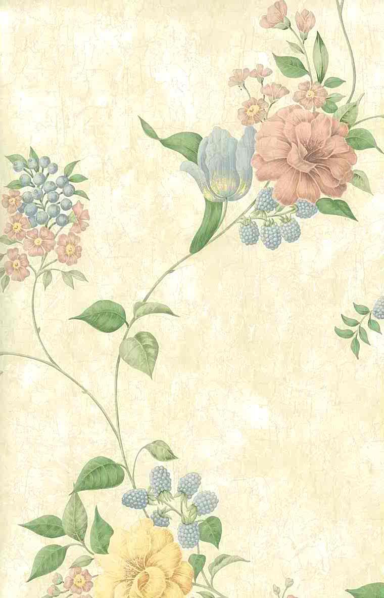Bedroom Wallpaper Vintage