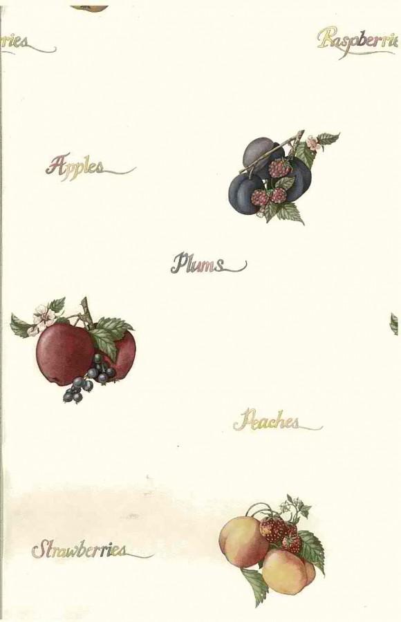 script vintage wallpaper plums grapes