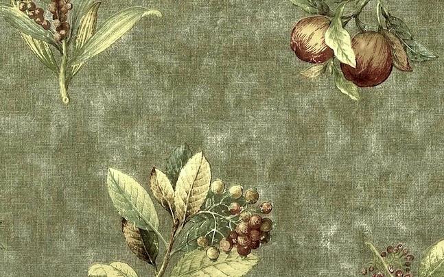 Eddie Bauer trees wallpaper, nature, pince cones, leaves, brown, green, yeelow, rustic, alternative view