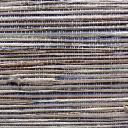 Blue Beige grasscloth wallpaper