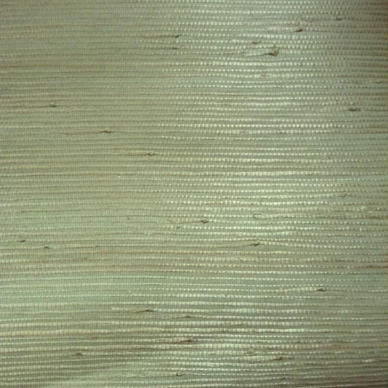 green natural grasscloth wallpaper, Seabrook, textured
