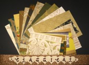 Classical / Traditional Crafts & Scrapbooking Wallpaper Pak Example