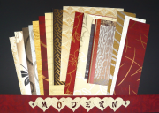 Modern / Contemporary Craft Scrapbooking Wallpaper Pak Example