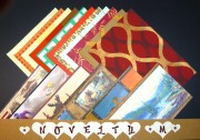 Novelty Masculine Craft & Scrapbooking Wallpaper Pak Example