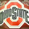 Ohio State Buckeyes Logo Wall Decals