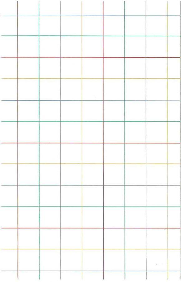 windowpane check vintage wallpaper, red, yellow, green, blue, white, cottage style, nursery, children, checks, plaid