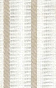 vintage wallpaper taupe cream stripe, checks, cream, kitchen