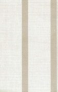 striped wallpaper in taupe, cream