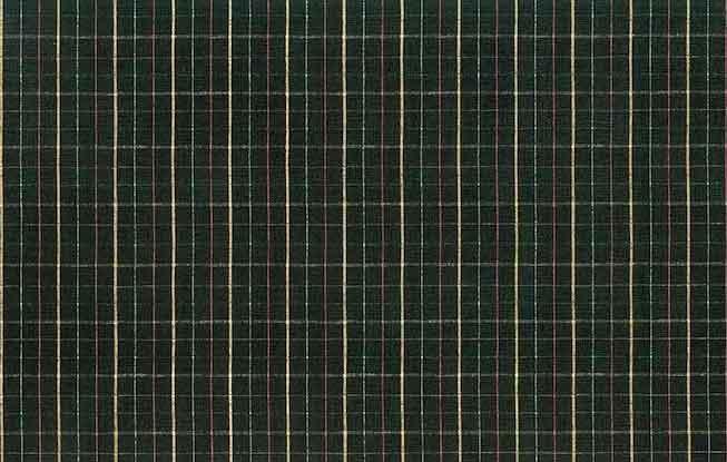 Plaid stripe Vintage wallpaper Raymond Waites Plaid Wallpaper in Black, Green, Yellow, & Red