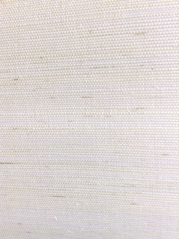 Super White GRASSCLOTH Wallpaper Oriental Collections 488411 QM67