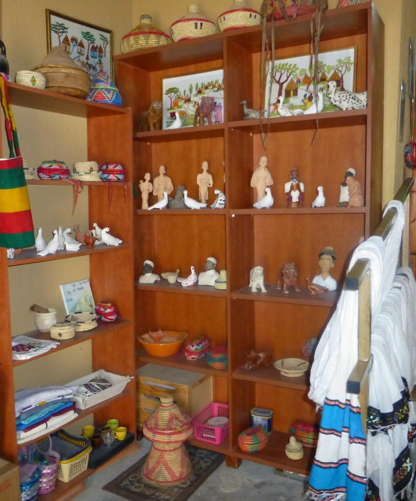 Traditional Ethiopian Crafts