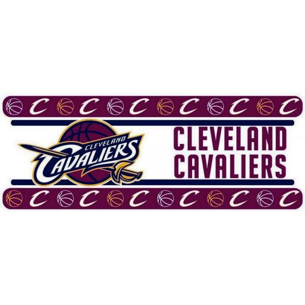 Cleveland Cavaliers Wallpaper Border, sports, NBA, basketball, Cavs