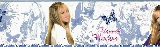 Miley Cyrus as Hannah Montana Wall Decals