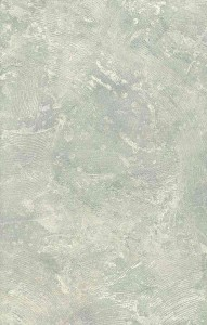 plaster vintage wallpaper, green, beige, textured