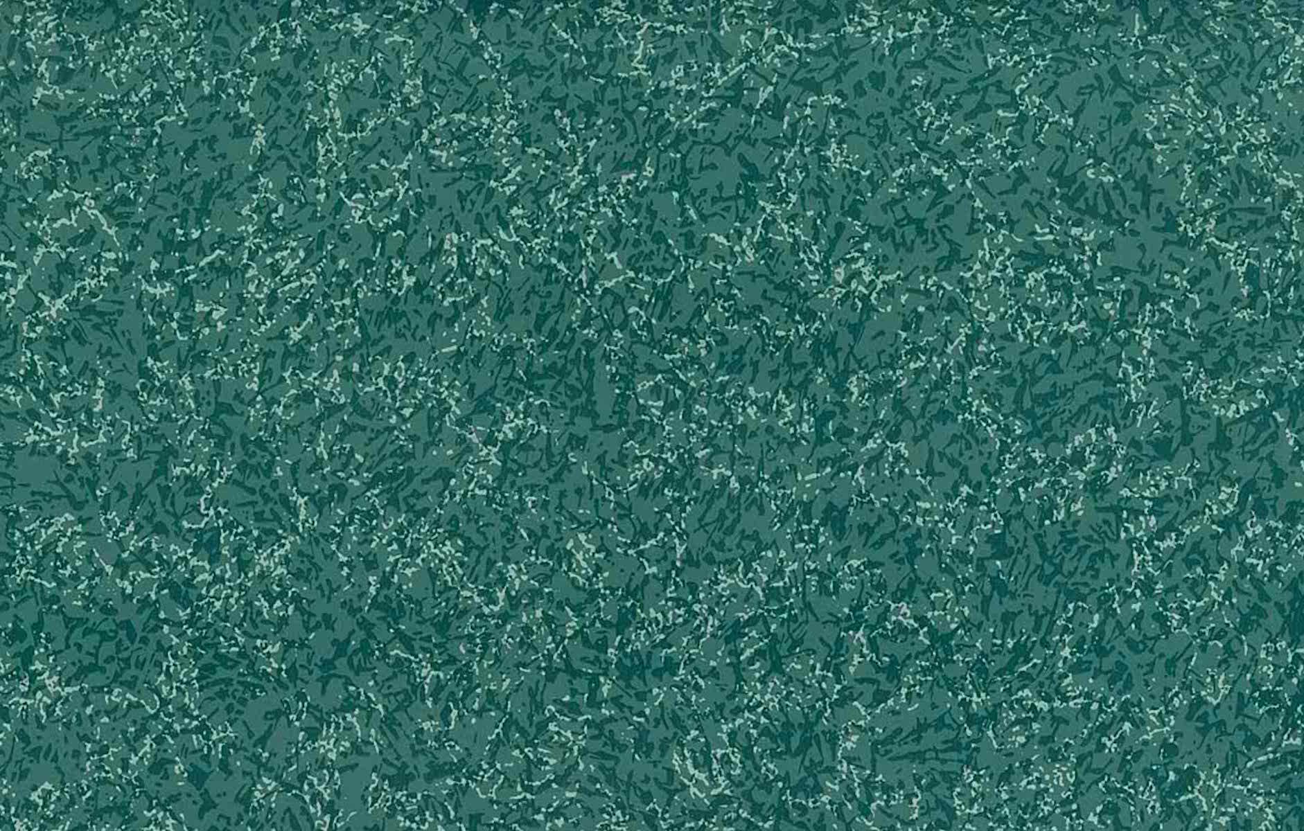 Green Textured Vintage Wallpaper Gray Marble Pattern Gp09432