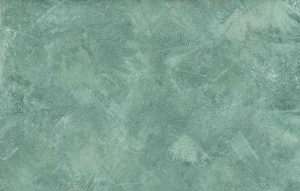 Green Textured Wallpaper Italy, Faux Finish