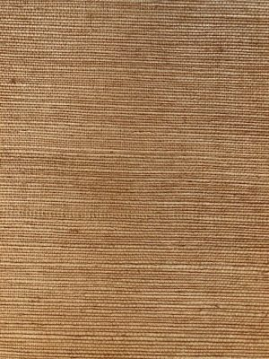 Magnolia Home brown grasscloth wallpaper, textured, linen-like, natural, foyer, study, living room, dining room, bedroom, study