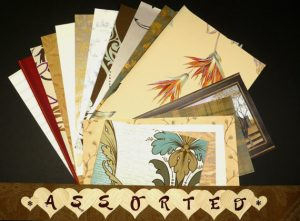 Assorted Variety Craft & Scrapbooking Wallpaper Pak