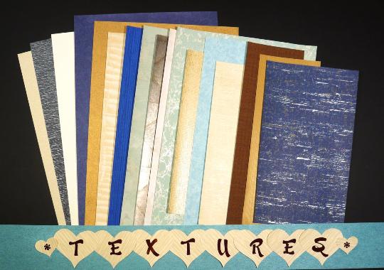 Textured Crafts & Scrapbooking Wallpaper Pak Example