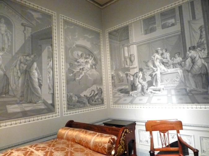 Wallpaper in Paris
