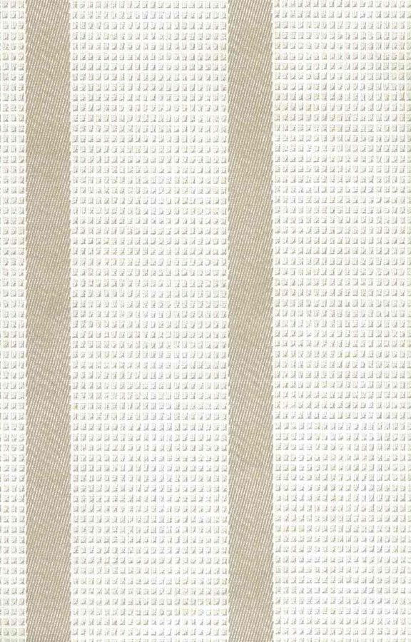 vintage wallpaper taupe cream stripe, checks, cream, kitchen