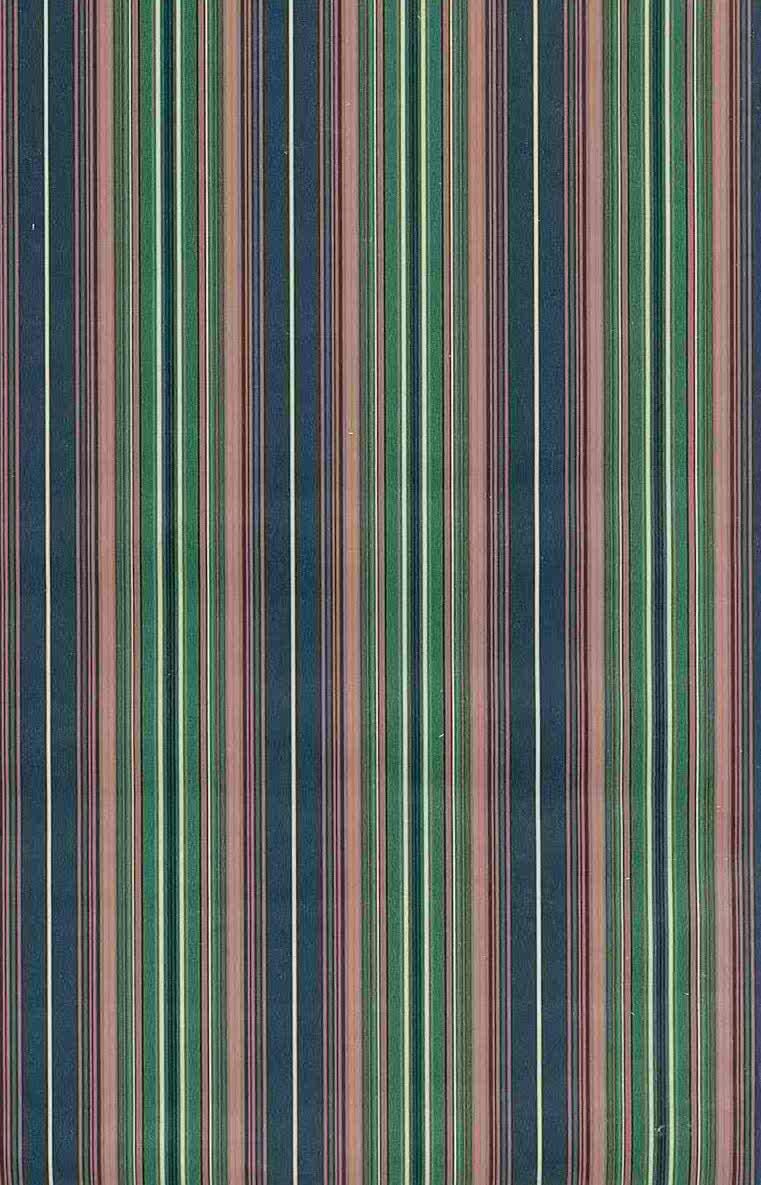 Striped wallpaper-blue-pink, green