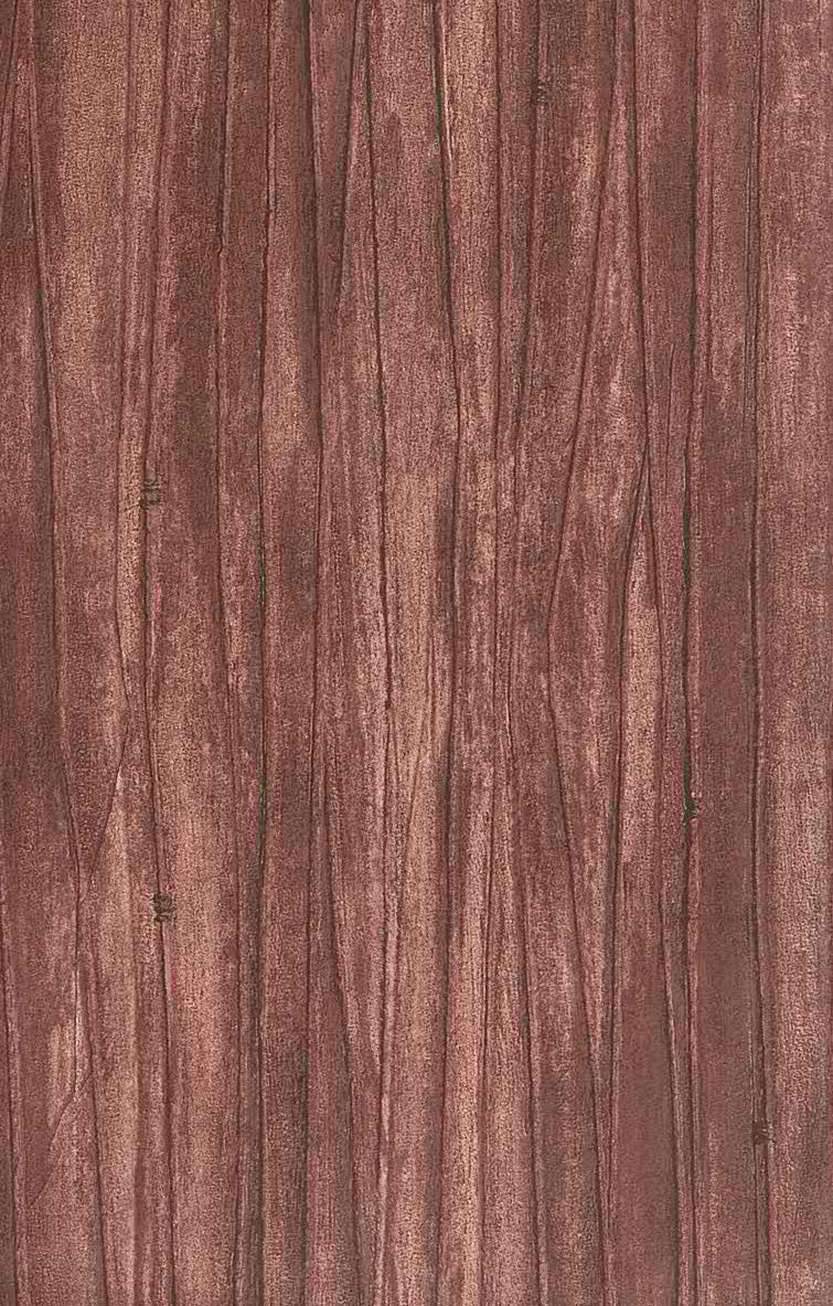 Wallpaper Wood Panel Siding Faux Finish Brown HE3547 Double Rolls
