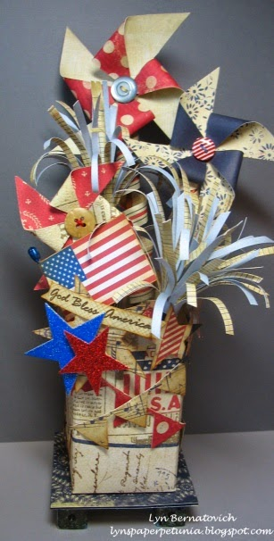patriotic wallpaper crafts for the 4th of July