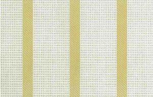 Squares Stripes Vintage Wallpaper in Mustard & Cream